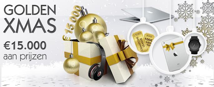 Golden Casino Xmas Promotie